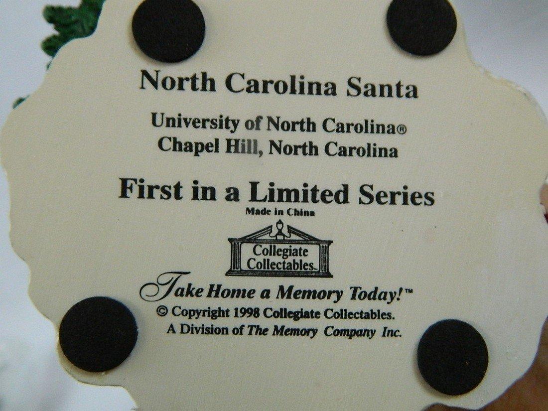 University of North Carolina Christmas Santa - 6
