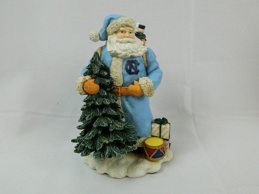 University of North Carolina Christmas Santa - 7