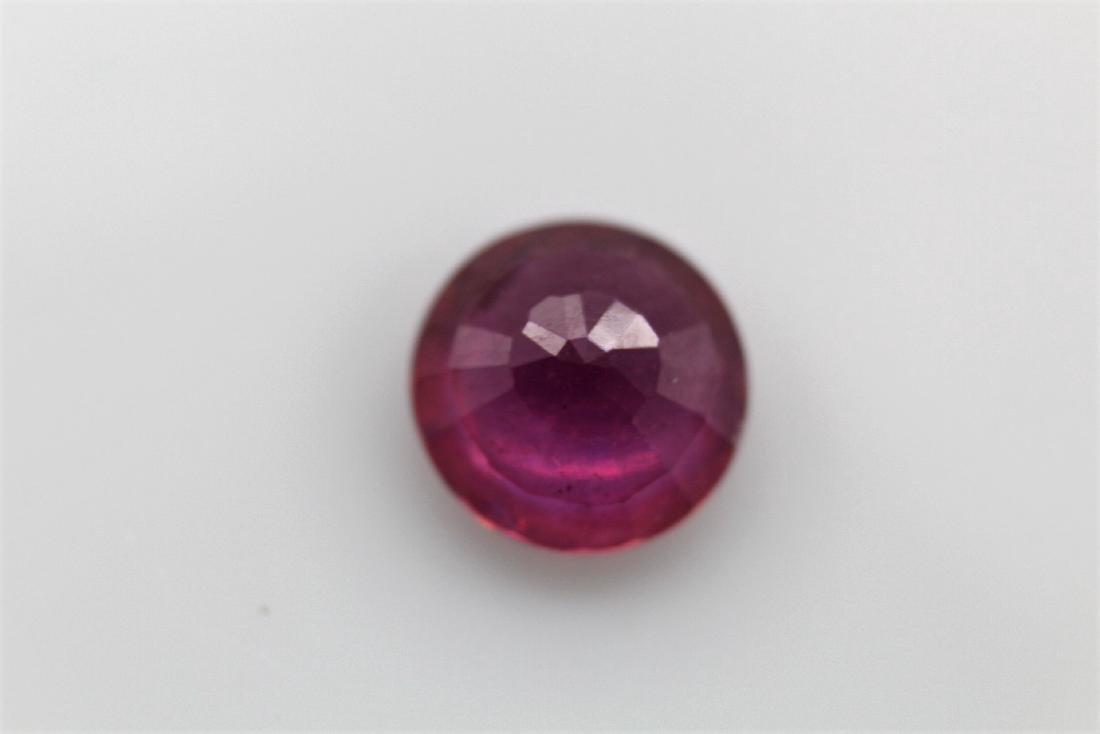 GORGEOUS Natural Loose 2.66 Carat Burma Ruby Gemstone - 2