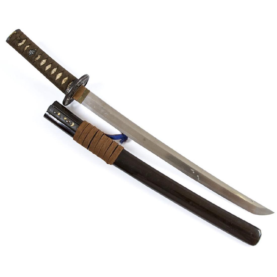 JAPANESE WAKIZASHI SWORD