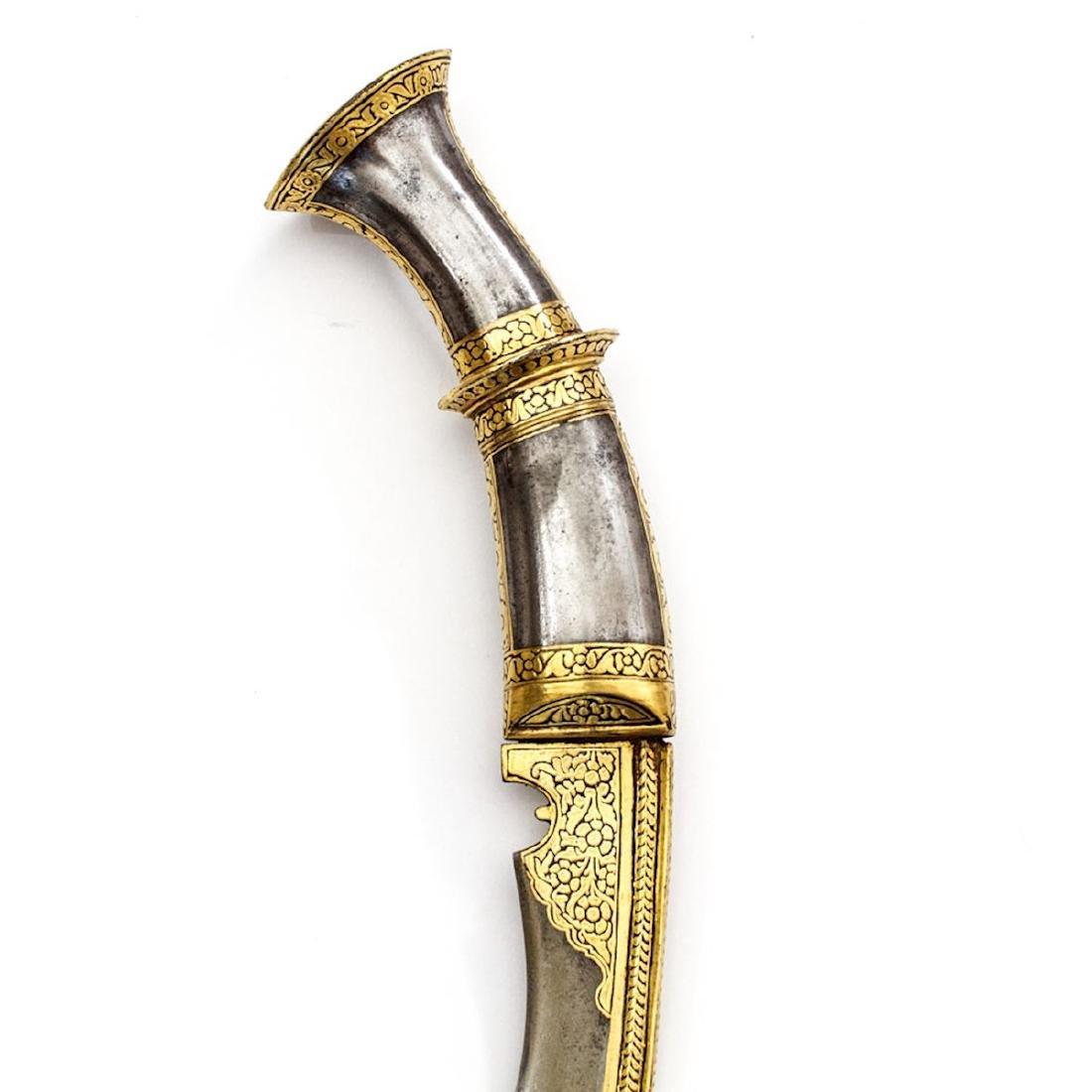 KUKRI KNIFE, NEPAL - 11