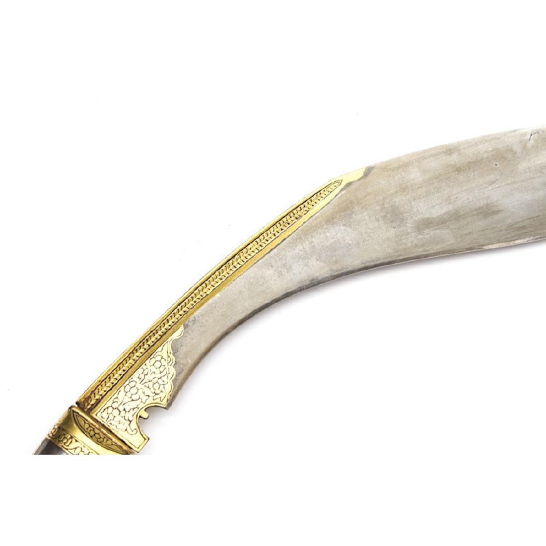 KUKRI KNIFE, NEPAL - 5