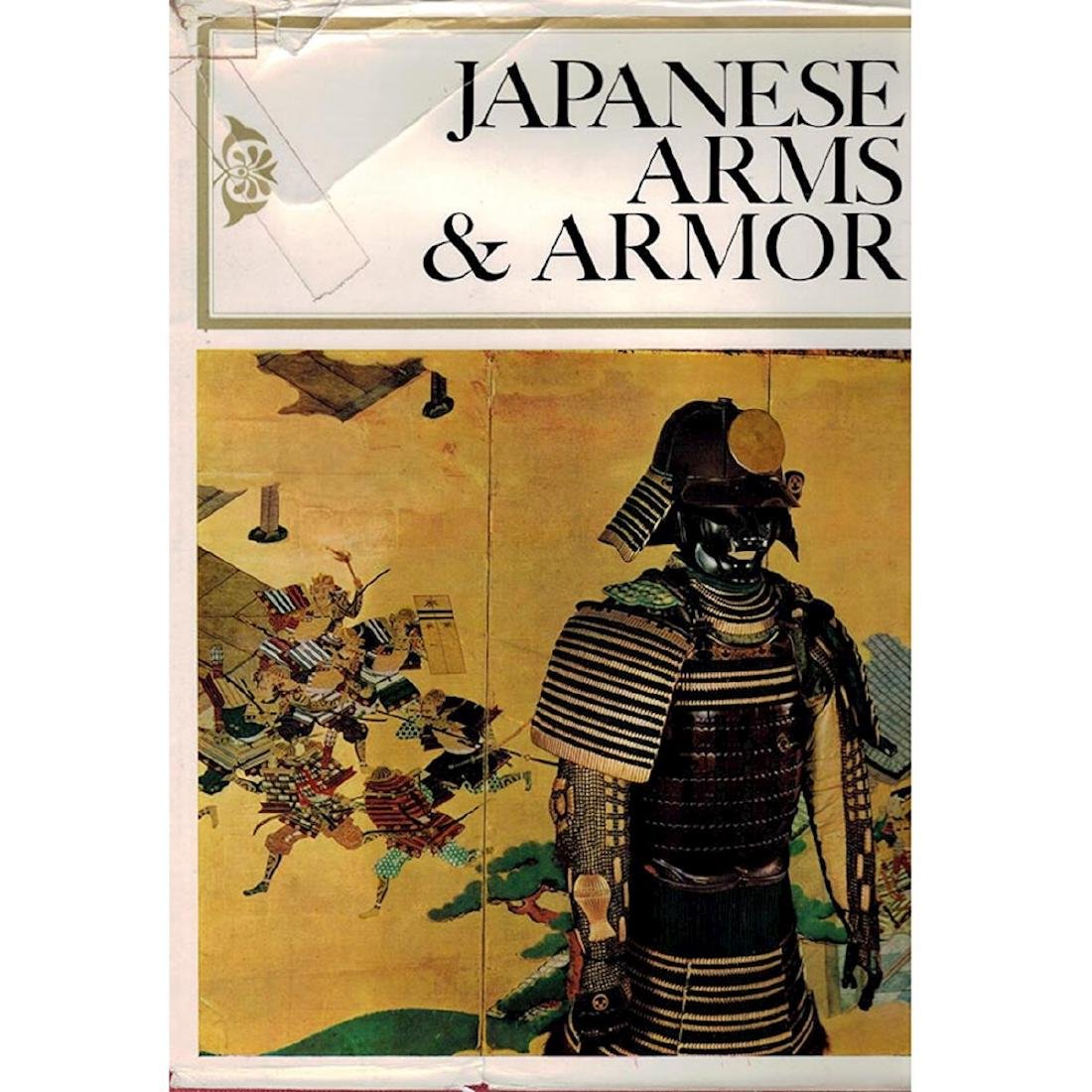 SET OF TWO BOOKS ON JAPANESE ARMS