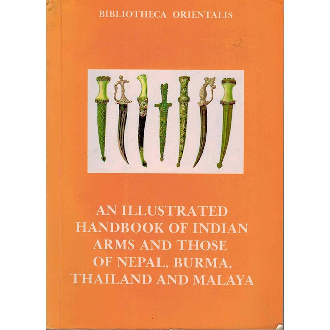 SET OF TWO BOOKS ON ASIAN WEAPONS - 2