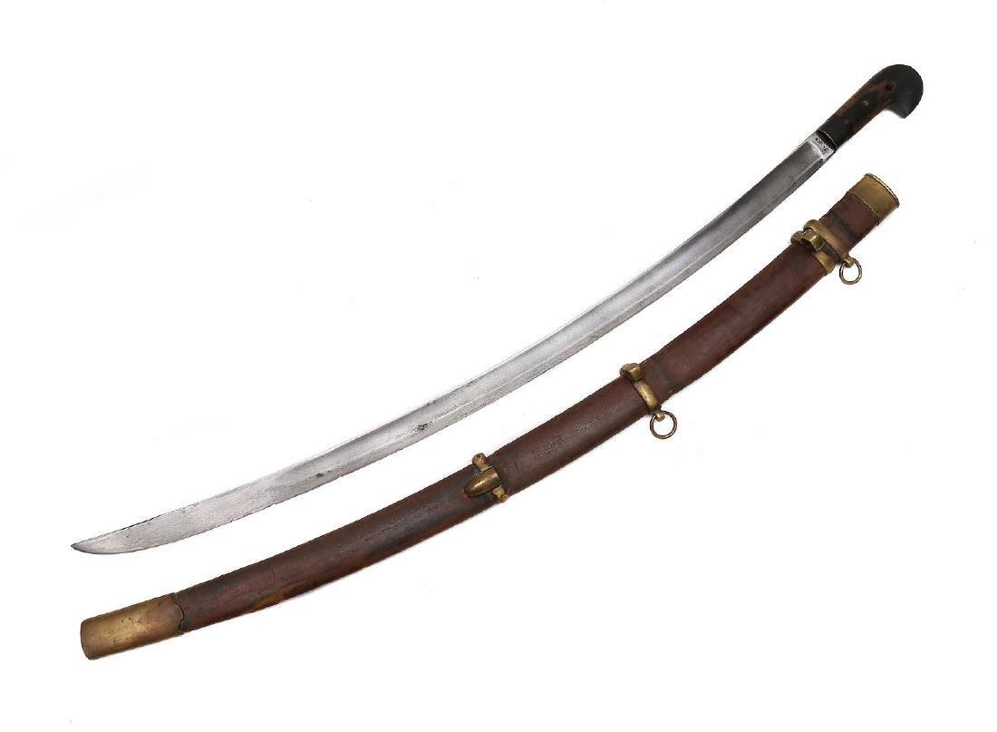 RUSSIAN IMPERIAL SHASHKA SWORD, M1834
