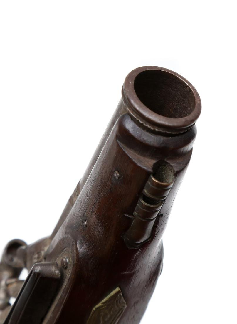 SPANISH PERCUSSION PISTOL, 19TH CEN. - 5