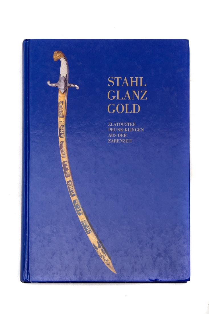 STEEL, GLITTER, GOLD - ZLATOUST PRIMAL BLADES FROM THE