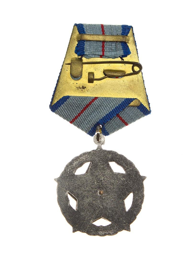 GROUP OF SOVIET ROMANIAN ORDERS AND DECORATION - 6
