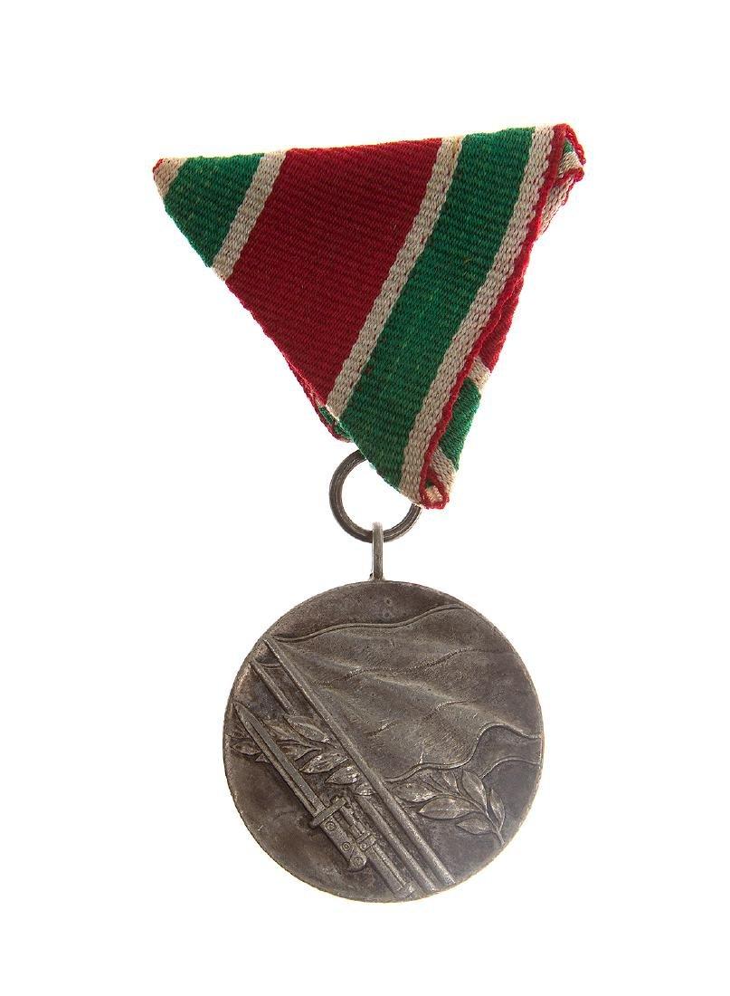 SET OF FIVE BULGARIAN ORDERS - 5