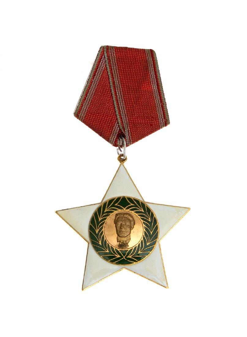 SET OF FIVE BULGARIAN ORDERS - 9