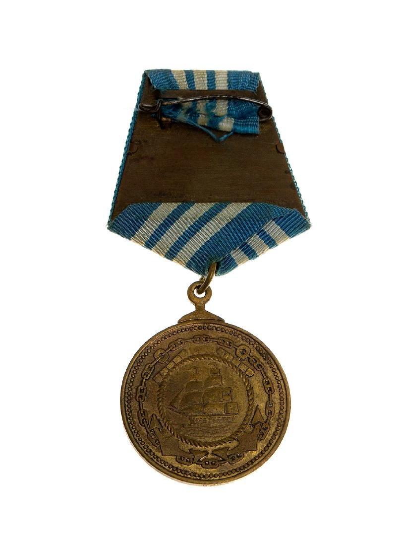 SOVIET NAKHIMOV MEDAL - 2