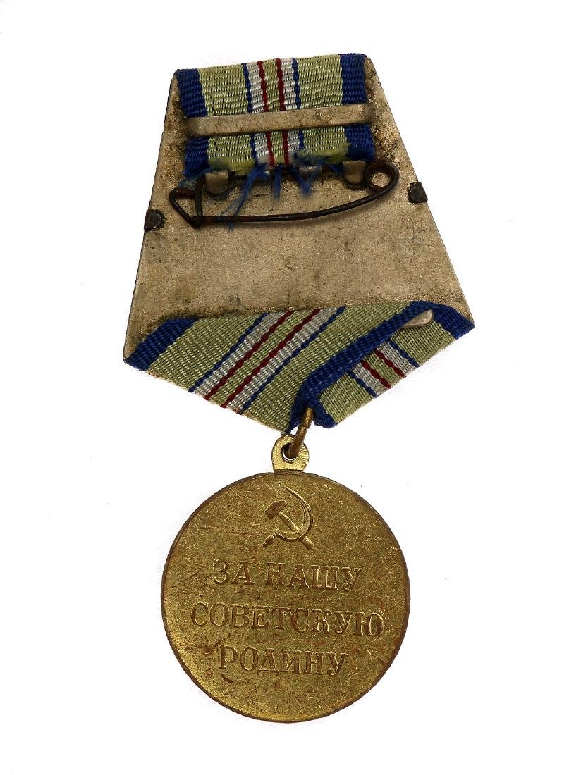 SOVIET MEDAL FOR THE DEFENSE OF CAUCUSES - 2
