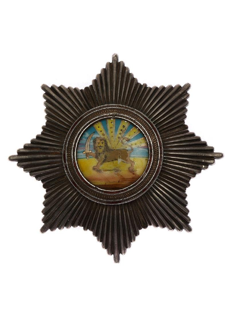 IMPERIAL ORDER OF THE LION AND THE SUN