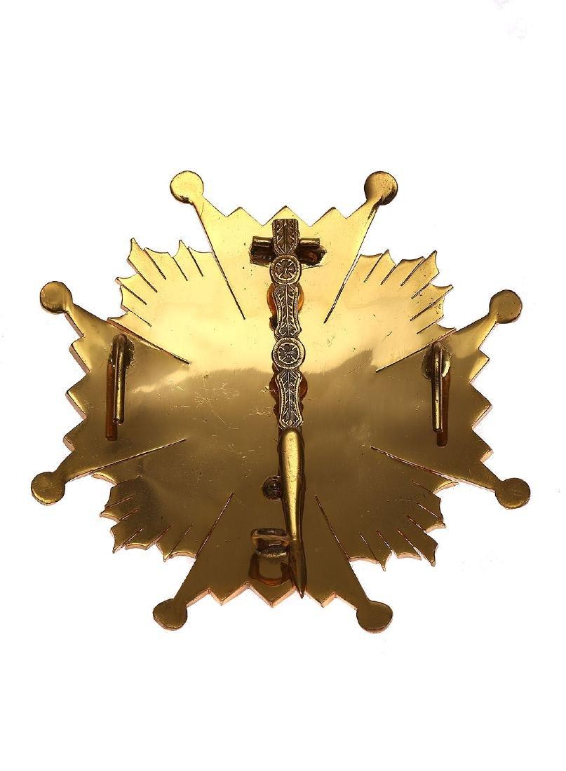 ORDER OF ISABELLA THE CATHOLIC, SPAIN - 2