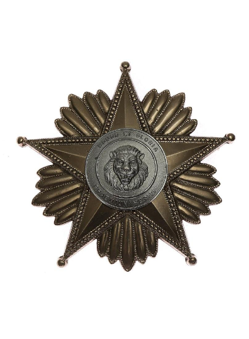 NATIONAL ORDER OF MERIT, GRAND CROSS STAG, PARAGUAY