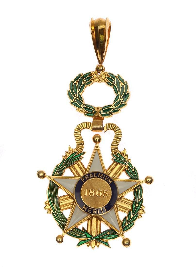 NATIONAL ORDER OF MERIT, COMMANDER (ORDEN NACIONAL DEL - 2