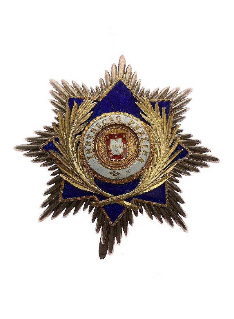 ORDER OF PUBLIC INSTRUCTION, PORTUGAL