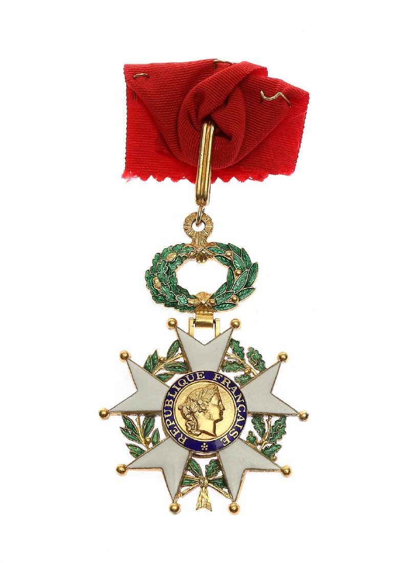 NATIONAL ORDER OF THE LEGION OF HONOUR, FRANCE