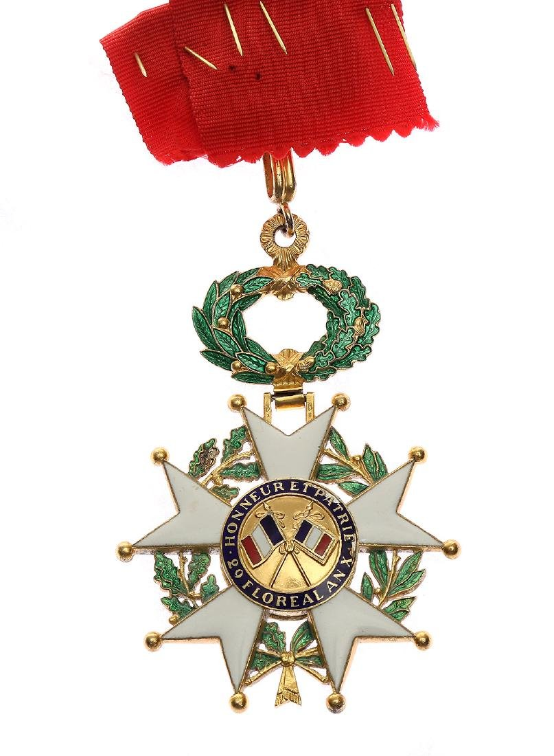 NATIONAL ORDER OF THE LEGION OF HONOUR, FRANCE - 2