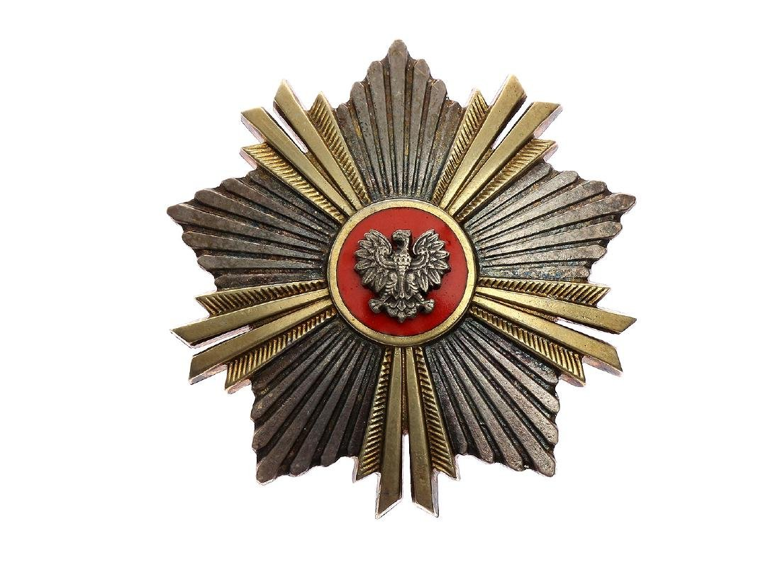 ORDER OF MERIT OF THE REPUBLIC OF POLAND