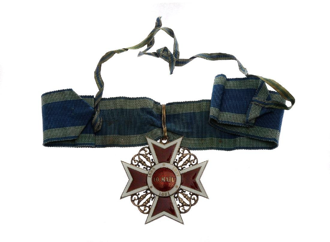 IMPERIAL ROMANIAN ORDER OF THE CROWN