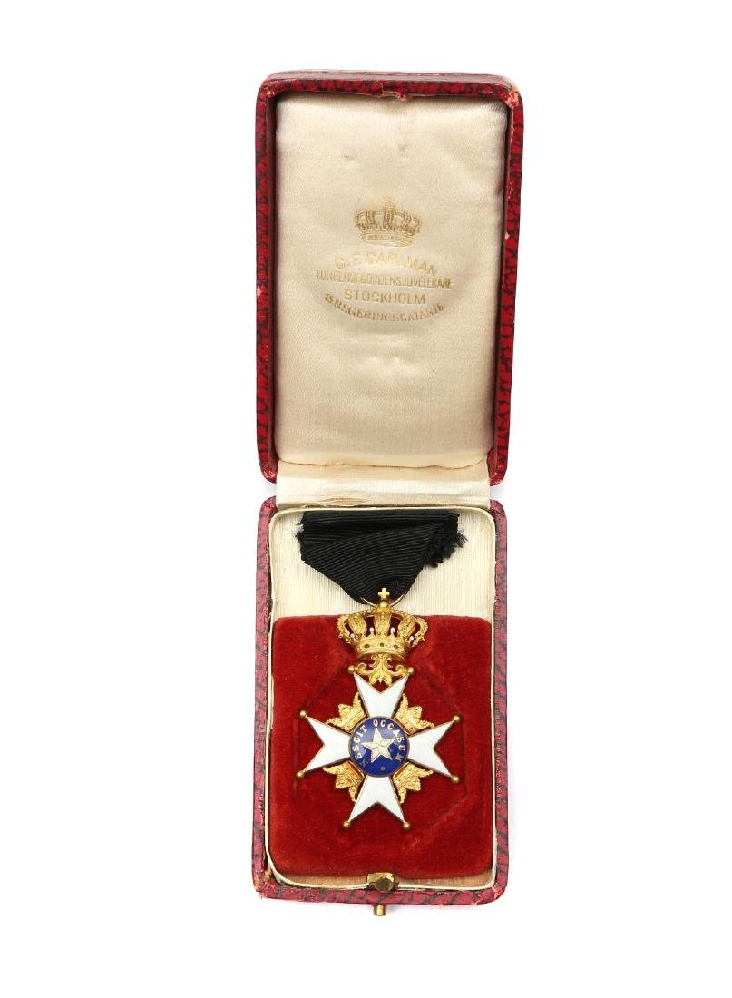 ORDER OF THE POLAR STAR, SWEDEN - 2