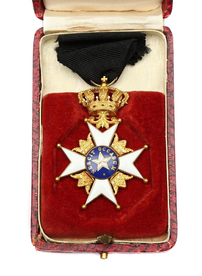 ORDER OF THE POLAR STAR, SWEDEN - 4