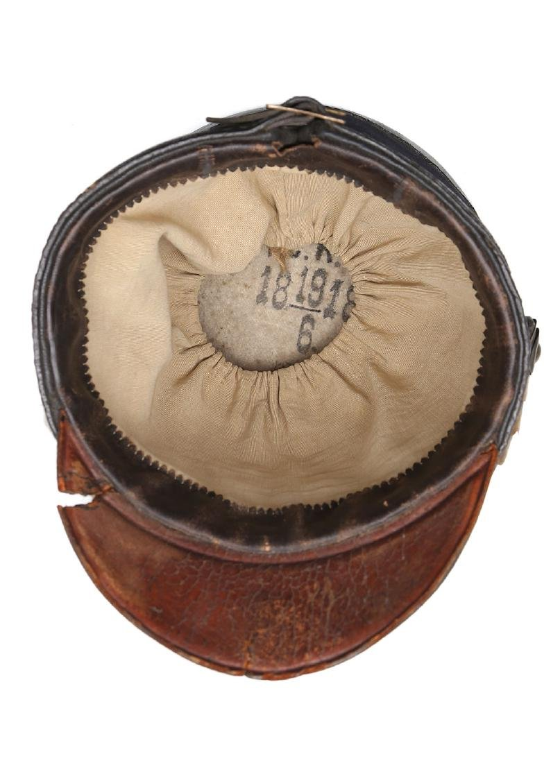 1808 RUSSIAN IMPERIAL SHAKO GRENADIER HAT - 5