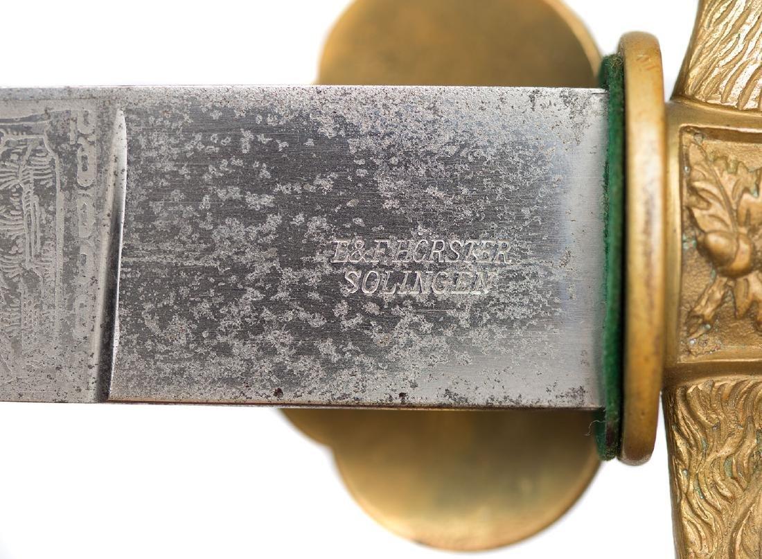 PRESENTATION HUNTING DAGGER HIRSCHFANGER, IMPERIAL - 9