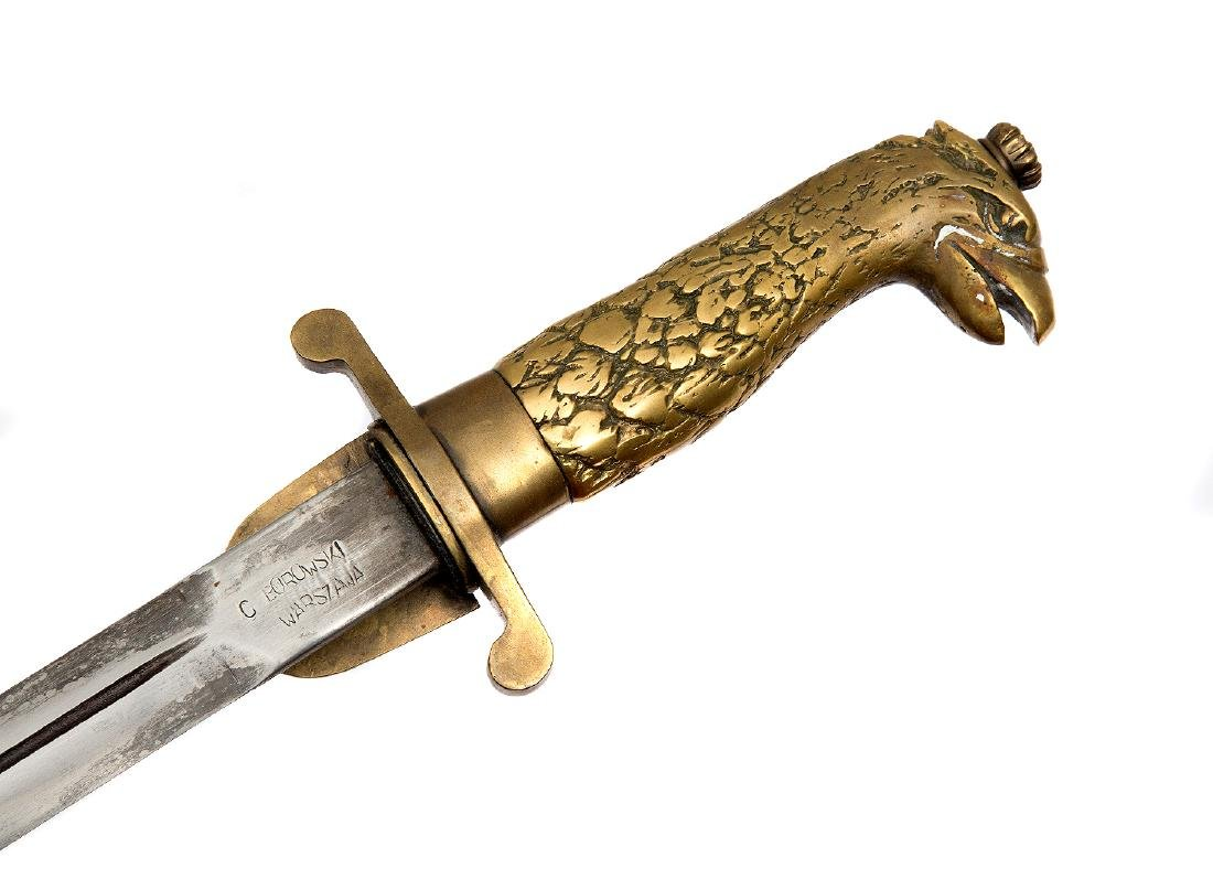 POLISH DAGGER BY BOROWSKI - 4