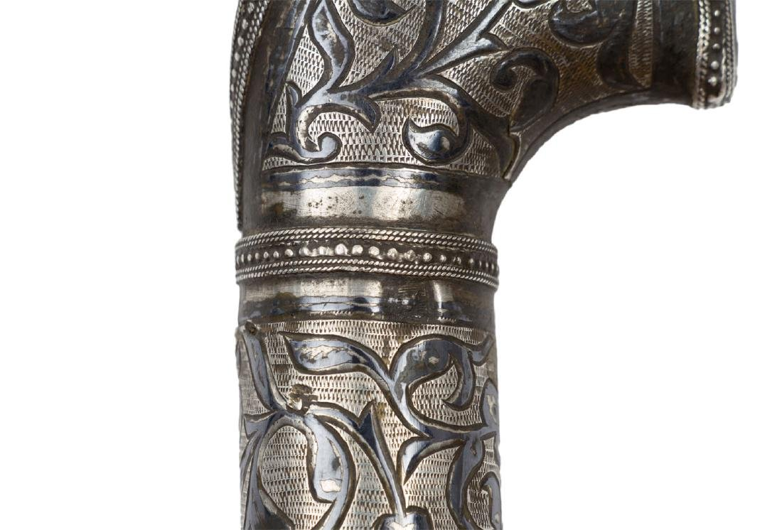 CAUCASIAN SHASHKA SWORD, 19TH C. - 6