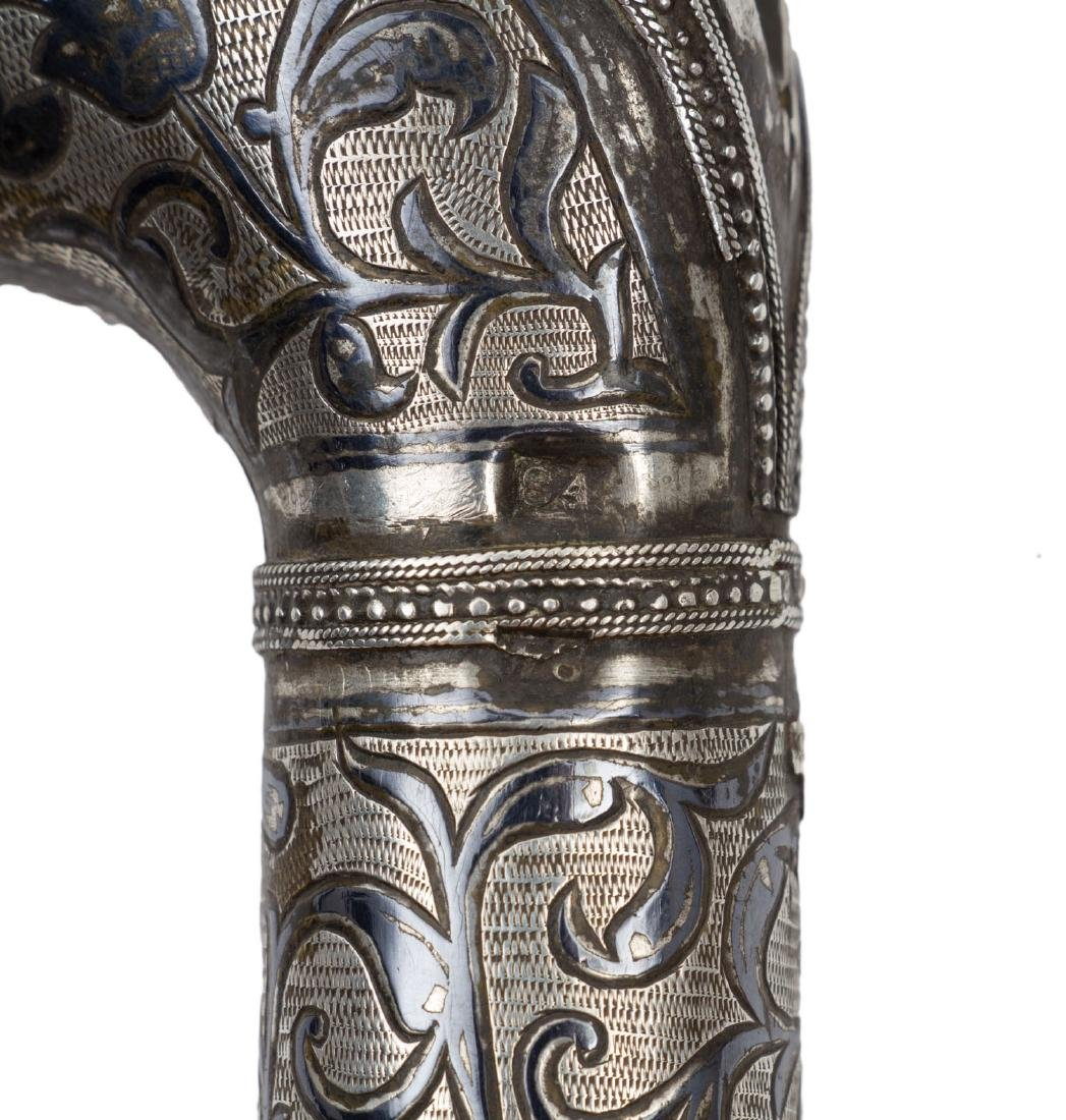 CAUCASIAN SHASHKA SWORD, 19TH C. - 7