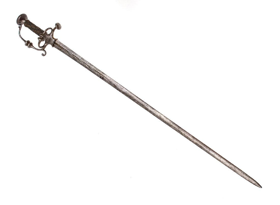 SWEDISH HORSEMAN'S SWORD OF THE THIRTY YEARS WAR