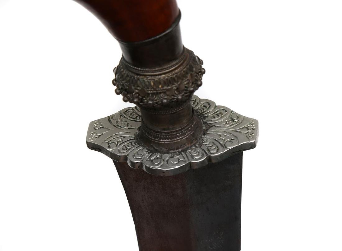 ANTIQUE PUNAL DAGGER FROM THE PHILIPPINES - 6