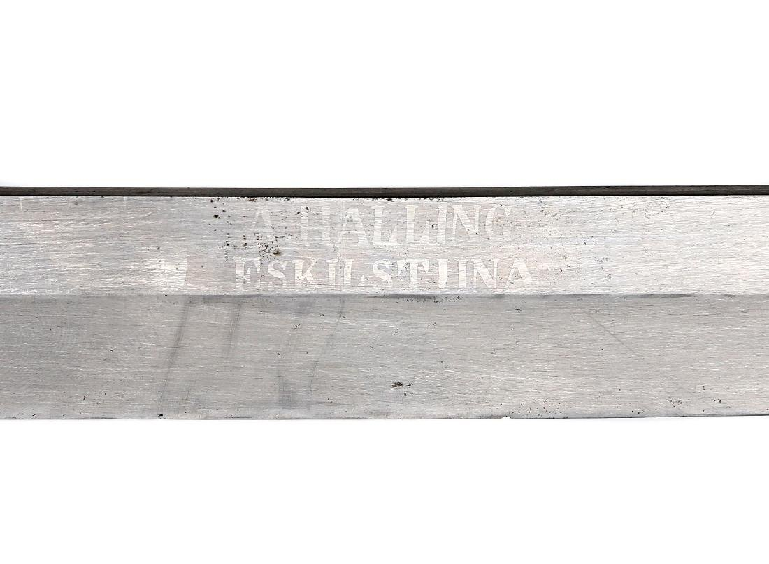 LARGE A. HALLING ESKILSTUNA - BARREL KNIFE - 5