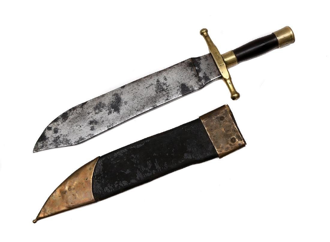 1860 SPANISH SIDERAM MARKED MANILA - 3