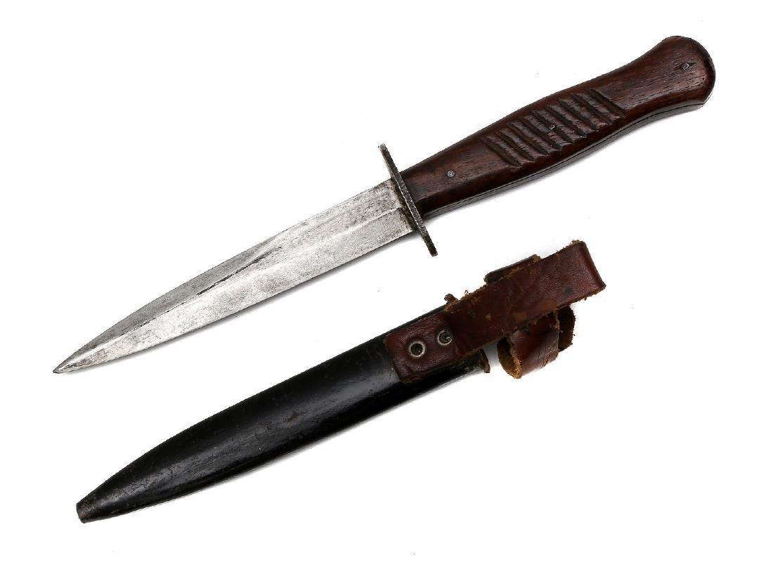 ORIGINAL GERMAN WW1 TRENCH KNIfE - 3