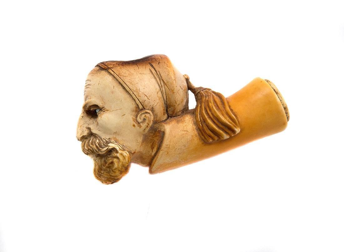 GREEK PIPE BOWL, 1820 REVOLUTION AGAINST TURKS