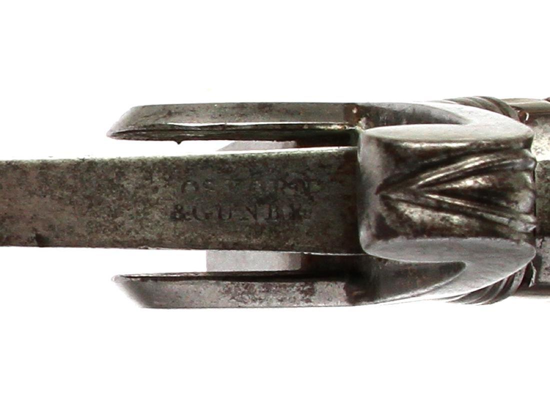 ENGLISH LIGHT CAVALRY SABRE SWORD 1796 PATTERN - 8