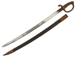SPANISH INFANTRY BRIQUET SWORD M 1840
