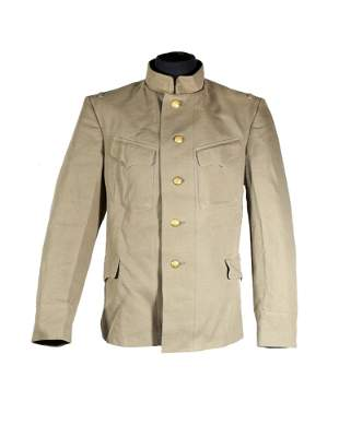 A COPY OF RUSSIAN ARMY COLONEL MILITARY JACKET