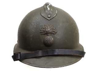 A FRENCH ARMY ADRIAN HELMET M1915, INFANTRY