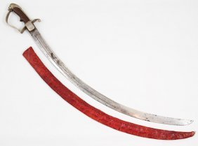 English Made Ethiopian Officer's Sword