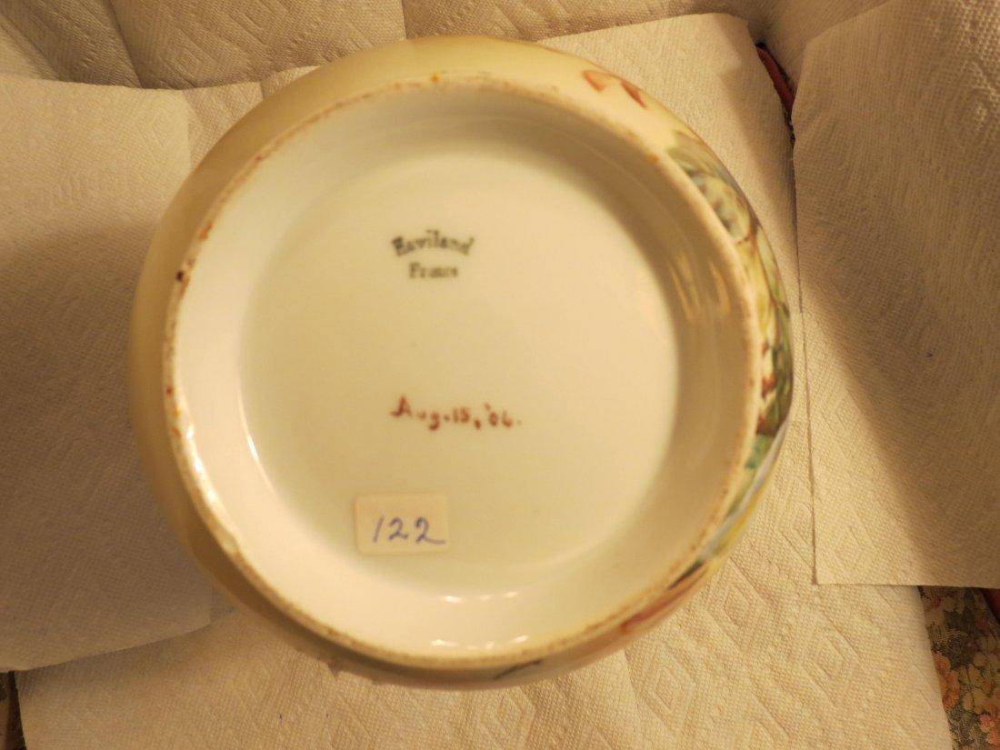 "Impressive 3 handle bulbous Vase 12"" H x 7"" W Made by: - 4"