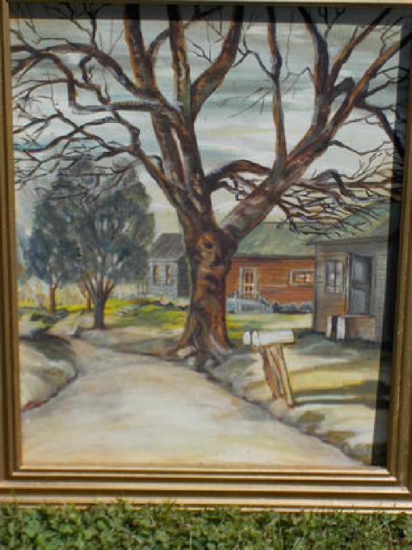 """Francis D. Gregg o.o.b. 20""""x16"""" Home in Lyonsville,"""