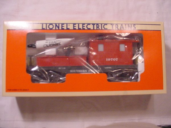 301: Lionel 19707 Southern Pacific Searchlight Caboose