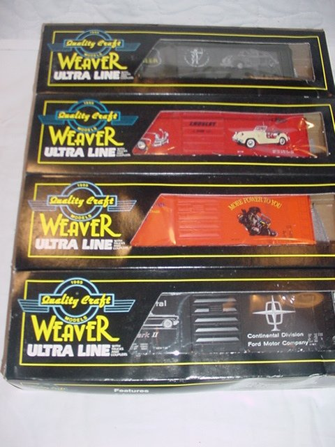 """306: Weaver """"Ultraline""""-Airflow Chrysler-Crosly-Ford Mo"""