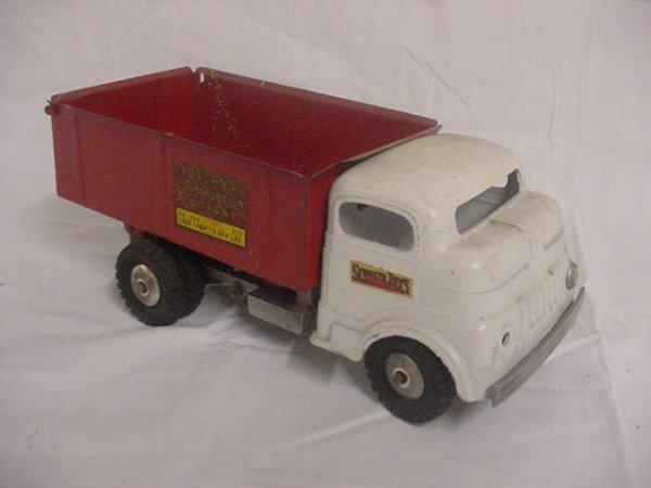705: Strucco Toys-Toyland Constuction Co. Dump Truck