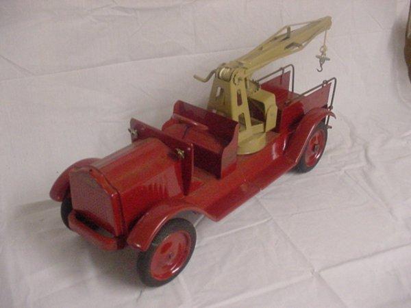 712: Keystone Emergency Wrecker-Repainted very nice.