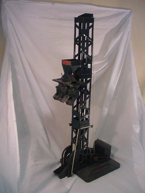 "721: Buddy L ""Hoisting Tower"""